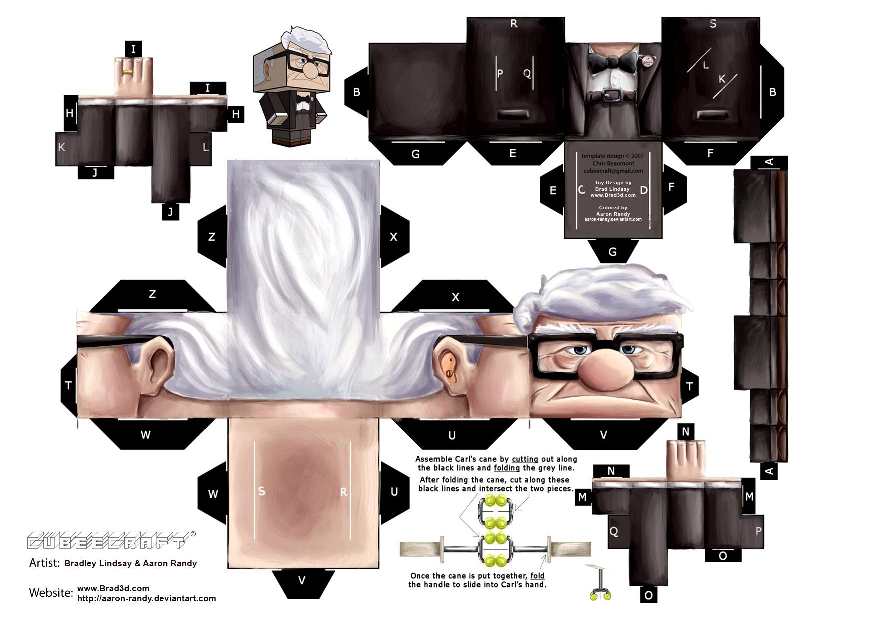 Famoso Un attacco d'arte dedicato ad UP - The PaRRoT FX62