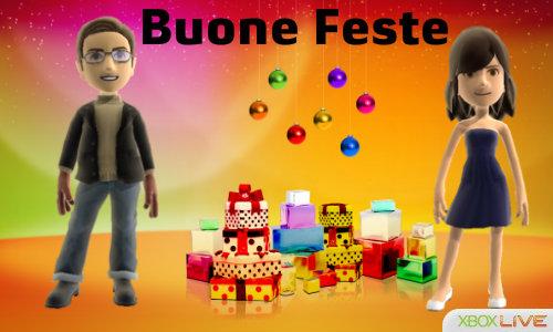 Buone Feste da Piersandro e Tilietta
